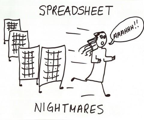 Spreadsheet nightmares
